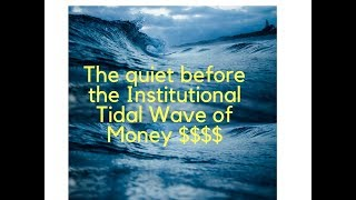 The Big quiet before the INSTO Tidal Wave