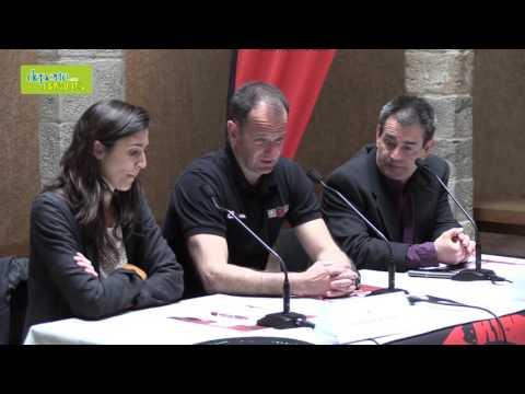 Presentación II Half Triatlhon Pamplona Iruña
