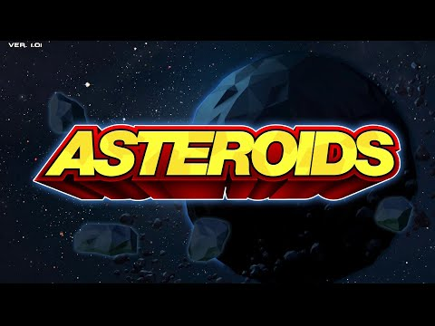 Asteroids Hyper 64 for the Nintendo 64