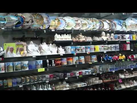 Video Souvenirs di roma via del mascerino 44