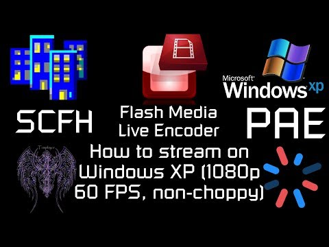 Download How to Stream on Windows XP - Tutorial (Streaming in 1080p 60 FPS, non-choppy) {EN} Mp4 HD Video and MP3