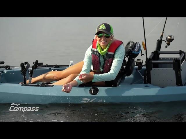 Hobie Mirage Compass Fishing Kayak