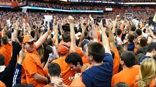 Syracuse Defeats Duke With Buzzer-Beating 3-Pointer