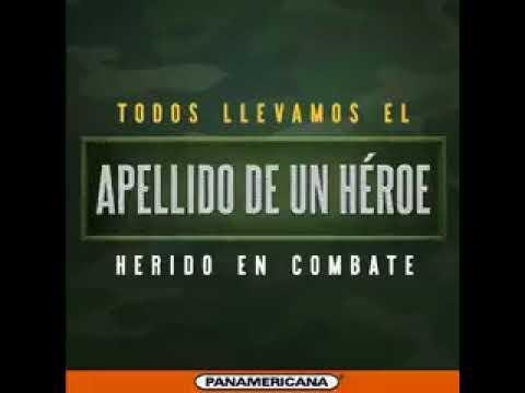 campaña Todos Llevamos el #ApellidoDeUnHéroe