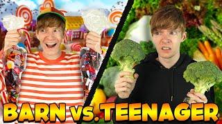 AT VÆRE BARN vs TEENAGER #5