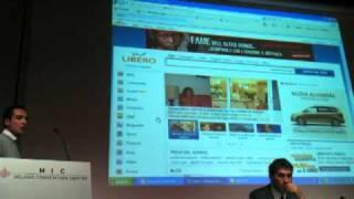 Iab Forum 2010 - Libero presenta la nuova HomePage