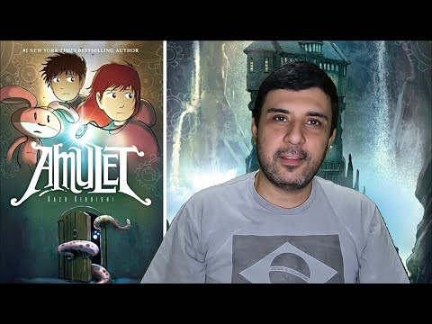 Literatura na Prática - Graphic Novel Amuleto e a Jornada do Herói