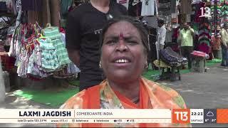 Ola de calor en India: temperaturas alcanzan los 50 grados