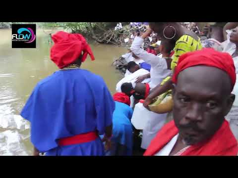 WATCH OSUN OSOGBO FESTIVAL 2018: MEET THE NEW ARUGBA (OSUN OSOGBO)