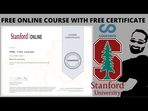 25 New FREE ONLINE course with CERTIFICATE in 2021   Stanford ...
