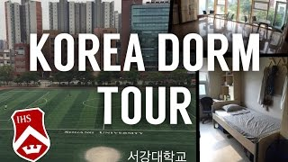 KOREA DORM TOUR | Sogang University 서강대학교