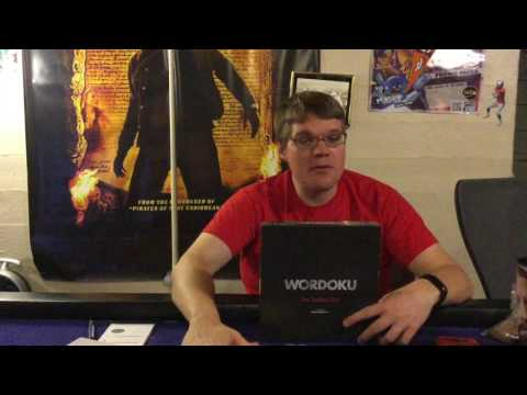 Bower's Game Corner: Wordoko: Fun Spelled Out Review