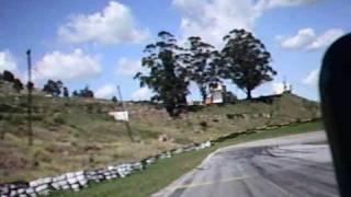 preview picture of video 'Vuelta en Balcarce Cagiva Raptor MB'