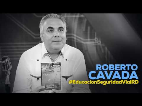 VIDEO: Roberto Cavada #EducaciónSeguridadVialRD