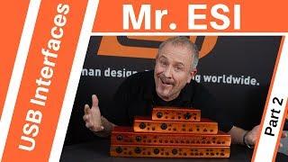 Mr. ESI USB Interfaces Pt.2