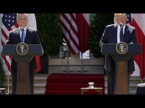 Η φιλία ΗΠΑ-Πολωνίας και οι Αμερικανικές εκλογές