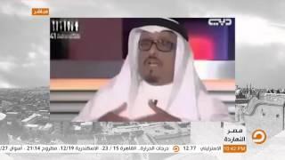 """ضاحي خلفان  : ادعوا لضم """" إسرائيل """" للجامعة الدول العربية  .. شاهد تعليق محمد ناصر ."""
