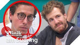 Luke Mockridge im Krankenhaus: Freddy Seehauser hat Promi-Patienten | Klinik am Südring | SAT.1 TV