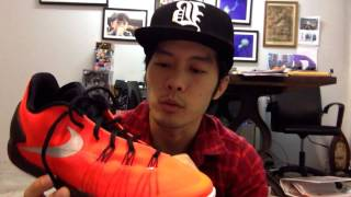 Nike Hyperchase Performance Review (Thai)