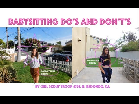 Babysitting DO's And DONT's
