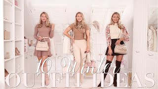What to wear to look chic this Winter ~ 10 Winter Outfits ~ Freddy My Love
