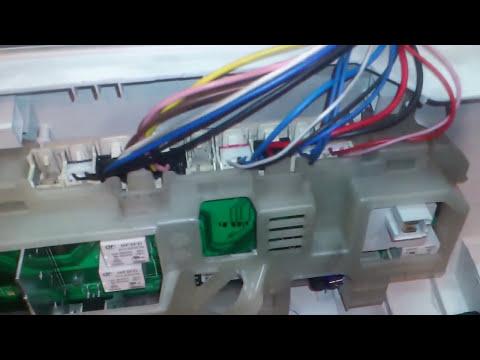 Ремонт стиральной машины Vestel aura. Замена УБЛ. Repair of washing machine Vestel