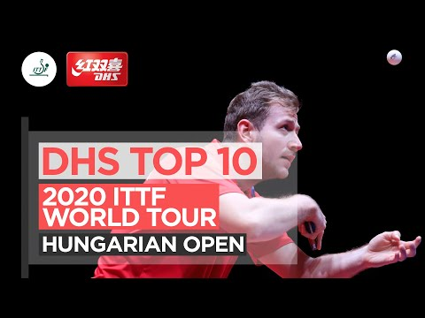 DHS Top 10 Points | 2020 Hungarian Open