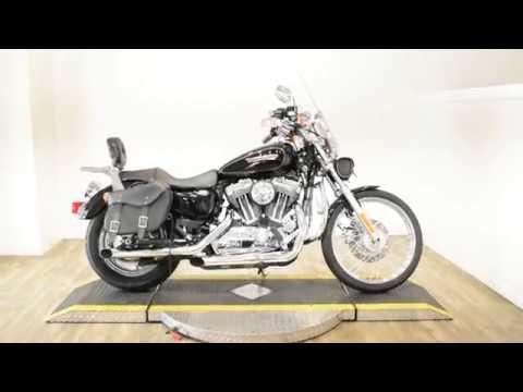 2009 Harley-Davidson XL1200 SPORTSTER in Wauconda, Illinois