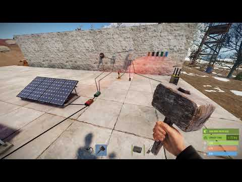 First minicopter footage! Detonators | Rust update 25th January 2019