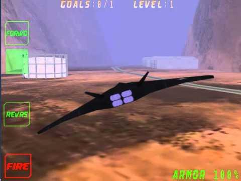 Video of F-42 Night Manta (free)