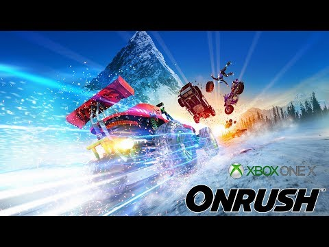 ONRUSH - First 20 Minutes Of Gameplay [Xbox One X]