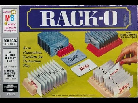 Bower's Game Corner: Rack-O Review