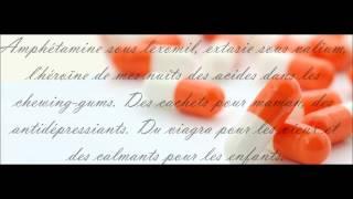 Damien Saez   Pilule  [Lyrics]