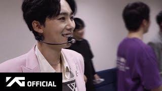 JINU    '또또또 (Feat.MINO)' SBS INKIGAYO BEHIND THE SCENES