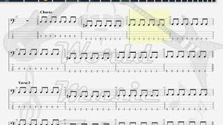 Josie And The Pussycats   You 're A Star BASS GUITAR TAB