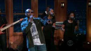 50 Cent feat. Governor - Do You Think About Me Live from Craig Ferguson 2010 by DJ$oneca