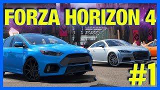 Forza Horizon 4 Let