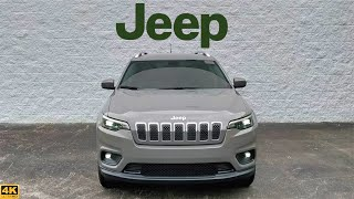2020 Jeep Cherokee // This Jeep Is Ready To Tackle FAMILY Adventures!