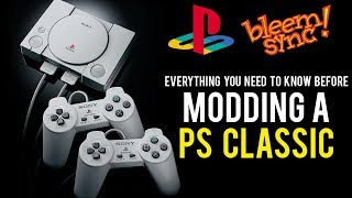 Ultimate Retroarch Guide For Ps Classic / Bleemsync 1 0  Play 1000s