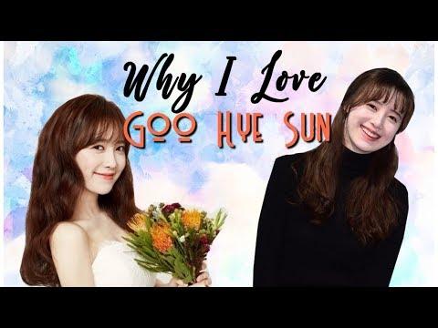 Reasons to love Goo Hye Sun