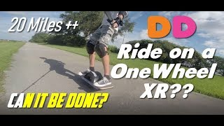 Onewheel + XR | How to Prevent NoseDive & Ride Safely