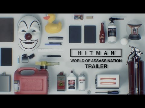 Видео № 0 из игры Hitman (2016) - Коллекционное Издание [PS4]