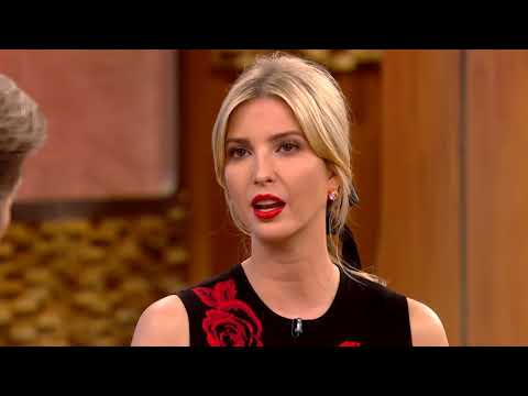 Ivanka Trump Talks to Dr. Oz About Her Opinion on Controversial Issues