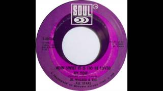How Sweet It Is (To Be Loved by You) - Jr. Walker & The All Stars (1964)  (HD Quality)