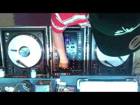 Old School Beach Bass [Traktor Z2 Vestax PDX 3000mk2] – DJ Sherman D