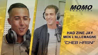 Gambar cover Aymane Serhani avec Momo - HAD ZINE JAY MEN L'ALLEMAGNE (Cheb Hasni)