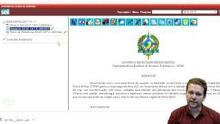 11) Criando modelos de documentos favoritos no SEI