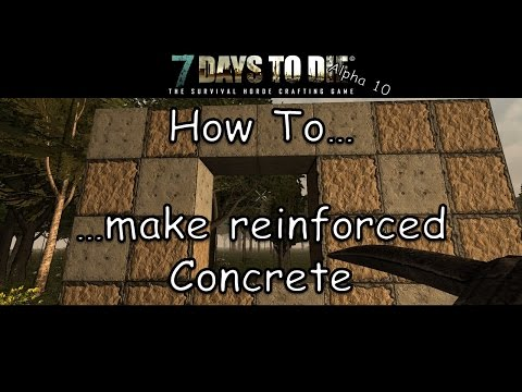 Days To Die Crafting Recipes Alpha