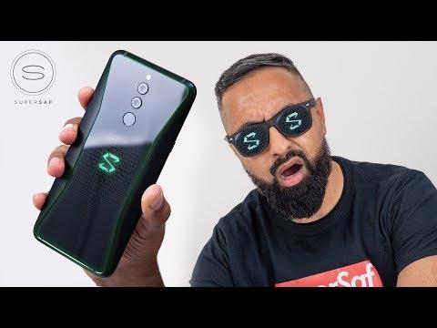 Video over Xiaomi Black Shark