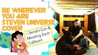 Be Wherever You Are | Senshi Con & Meeting Zach Callison